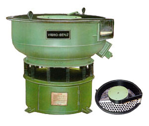 Vibratory Machine with Automatic Separation (RD Models)